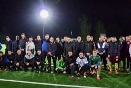"""Paskutiniame Prienų futbolo čempionate ture – Jiezno trinktelėjimas durimis ir du """"Gelgaudiškio"""" įvarčiai, virtę lygiosiomis"""