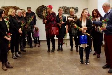 Odinių objektų paroda ŽMOGUS GAMTOJE / PALIKTI ŽENKLAI (Fotoreportažas)