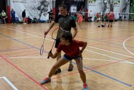 Sėkmingi badmintonininkų startai ir medalių gausa