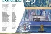 Tapybos ir grafikos iš tarptautinių tapybos plenerų kolekcijos pristatymas Birštono KLC