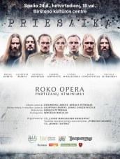 """Roko opera """"Priesaika"""" Birštono KC"""