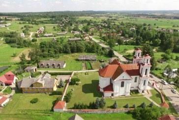 Išrinkti Stakliškių seniūnijos seniūnaičiai