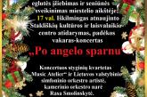Stakliškių Kalėdinės eglės įžiebimas ir iškilmingas atnaujinto KLC atidarymas