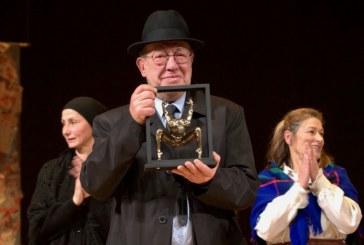 """Jautrus """"Troškimų ir svajonių medis"""" spektaklis ir Raimondui Šilanskui -60 (Fotoreportažas)"""