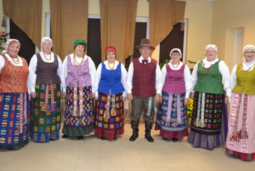 "Šilavoto folkloro grupei ""Akacija"" – 25 (Fotoreportažas)"
