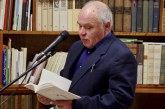 """G.Dabrišiaus eilėraščių knygos """"Baltas iš manęs"""" pristatymas (Fotoreportažas)"""