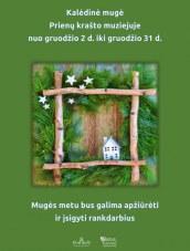 Kalėdinė mugė Prienų krašto muziejuje