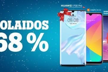 """""""Tele2"""" Kalėdos: kartu su planais akcijos telefonai iki 68 proc. pigiau, o kompiuteriai – nuo 99 Eur"""