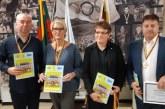 Tarp kilniausių Kauno apskrities kūno kultūrosmokytojų – penki Nemuno krašto mokytojai