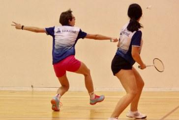 Kalėdinis badmintono turnyras Prienuose (Fotoakimirkos)