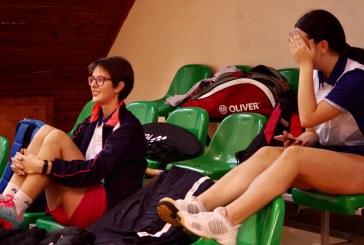 Gerda Trakymaitė ir Augustas Valatka šventė pergales Kalėdiniame badmintono turnyre