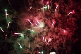 Kalėdinės eglės įžiebimas Birštone (Fotoreportažas)