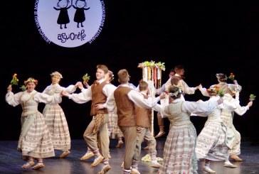 """""""Aguonėlė 2019"""" – vaikų liaudies sceninių šokių kolektyvų finalinis festivalio etapas Prienuose (Fotoakimirkos)"""