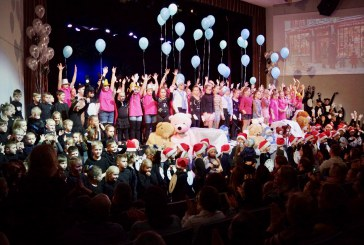 """""""Ąžuolo"""" progimnazijos maltiečių paramos koncertas (Fotoreportažas)"""