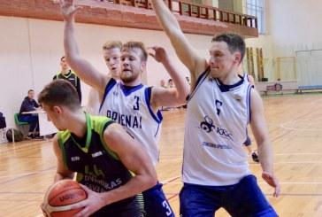 """Lyderių dvikovoje – """"Dvariuko-Savos Rangos"""" pergalė ir """"Stakliškių"""" komandos atsigavimas"""