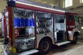 Prienų PGT autoūkį papildė nauja vidutinės klasės gaisrinė autocisterna