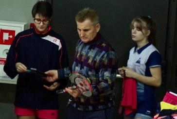 Prienų sporto arenoje JSO surengtame badmintono turnyre – Gerdos Trakymaitės triumfas