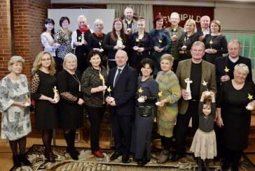 Prienų bendruomenės padėkos vakaras Prienų globos namuose (Fotoreportažas)