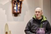 """Tomui Stambrauskui – liaudies meno parodos """"Aukso vainikas""""  antros vietos laimėtojas"""