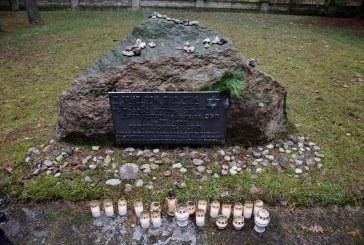 Sausio 27 d. – tarptautinė Holokausto atminimo diena (+fotoreportažas)