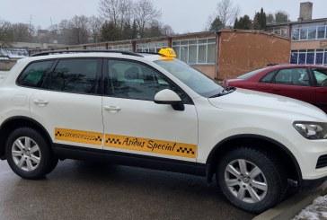 Prienuose ir Birštone jau galima pasinaudoti ir vietinės taksi firmos paslaugomis