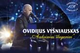 Ovidijaus Vyšniausko koncertas Birštono KC