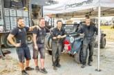 Darius Biesevičius su mechanikų komanda dar kartą patvirtino savo profesionalumą