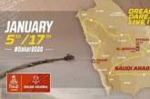 """Dakaras 2020. Egidijus Janavičius – """"Agrorodeo"""", Darius Biesevičius – """"Heston MRO team Pitlane"""" komandose"""