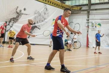 Birštono badmintono klubui – penkeri