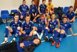 """FK """"Prienai"""" (U16) salės futbolo komandai – """"Mažoji taurė"""""""