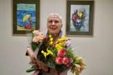 """Vilijos Čiapaitės akvarelės parodos """"Kelionė"""" pristatymas (Fotoreportažas)"""