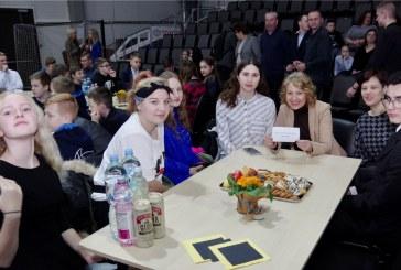 Prienų krašto sportininkų apdovanojimų ceremonija (Fotoreportažas)