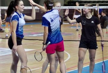 Atviros Prienų badmintono varžybos (Fotoakimirkos)