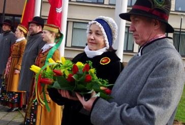 Iškilminga Lietuvos valstybės vėliavos pakėlimo ceremonija Laisvės aikštėje  (Fotoreportažas)