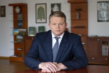 Andrius Palionis kviečia pirkėjus rinktis lietuvišką prekę