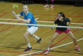 Prienuose praūžė Lietuvos badmintono taurės varžybos