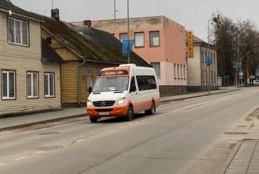 Keleivių ir mokinių vežiojimo koordinavimo komisijos sprendimas – maršrutų nutraukimas, saugumo užtikrinimas