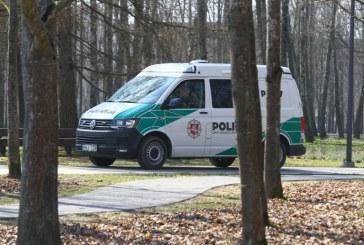 Birštono policija linki ramių Šv. Velykų ir perspėja