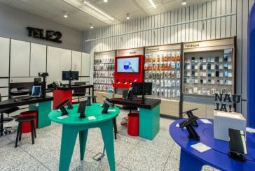 """""""Tele2"""" atnaujina prekybos tinklo veiklą klientams – atidaromas salonas Prienuose"""