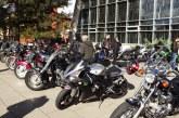 Motociklininkams įvažiavimas į Birštono centrinę dalį uždraustas