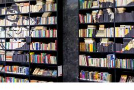 Skaitytojai jau gali pasinaudoti knygų ir kitų leidinių išdavimo į namus paslauga
