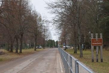 Ivoniškių kapinių plėtra mažėja dvigubai