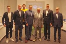 """Adomas Kubilius: """"Siunčiame žinutę krašto krepšinio sirgaliams – formuosime komandą naujajam sezonui"""""""