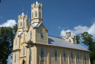 Tituliniai atlaidai  Nemajūnų bažnyčioje (Fotoreportažas)