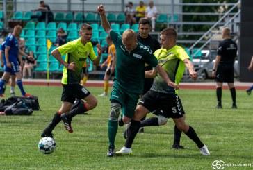 """Prienų KKSC 7×7 komanda mažojo futbolo čempionatą pradėjo """"įspūdingais"""" pralaimėjimais"""