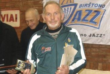 Netekome ilgamečio Birštono sporto komiteto pirmininko, krepšinio trenerio Vytauto Račkausko