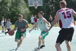Rugpjūčio 1 d. Balbieriškyje – Žygimanto Janavičiaus3×3 krepšinio turnyras