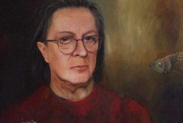 R. Janušaičio tapybos paroda Kurhauze (Reportažas)