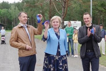 """Kempingo """"Natur camp Birštonas"""" atidarymas (Fotoreportažas)"""