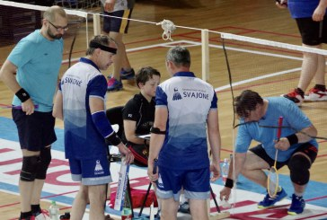 Prienuose – badmintonininkų kovos